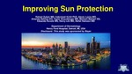 Improving Sun Protection